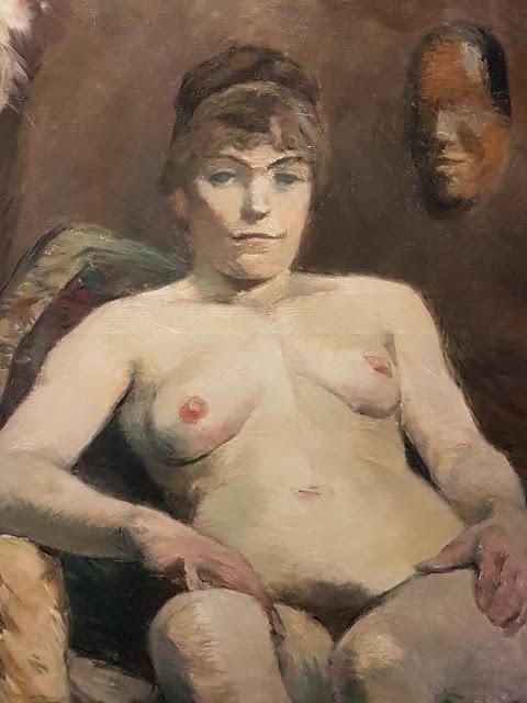 Nu féminin, la grosse Maria - 1884