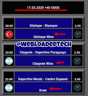Via Bet +40 Odds Vip Betting Tips For Android