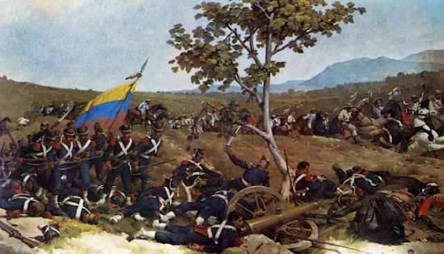24 de Junio de 1821 Batalla de Carabobo