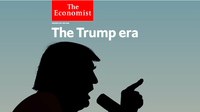 """The Trump Era"" (still from the ""What is The Economist's Open Future project?"" video)"