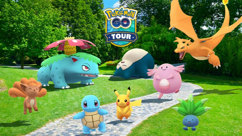 Kanto Tour in Pokémon GO - This is how you best use it