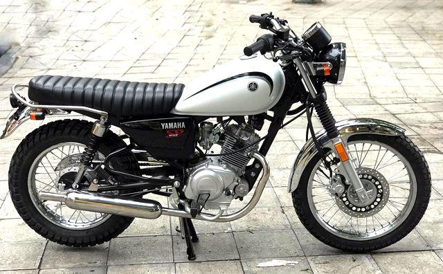 retro terbaru Yamaha