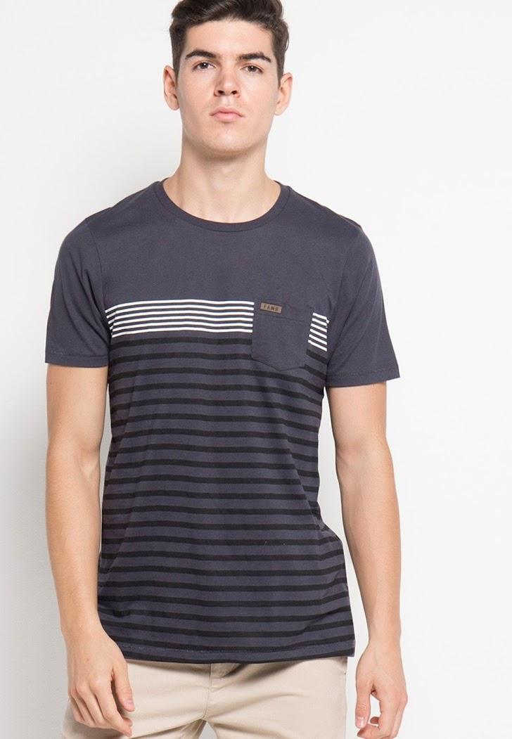 7 Model Kaos Pria Yang Bagus Dan Terpopuler