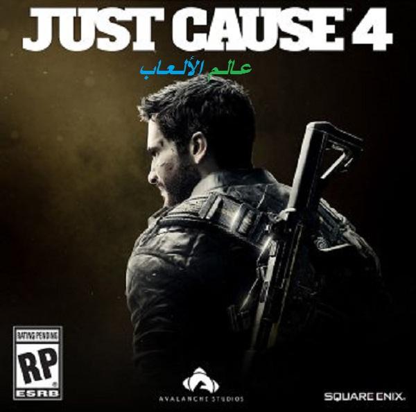 تحميل لعبة Just Cause 4 للكمبيوتر برابط مباشر
