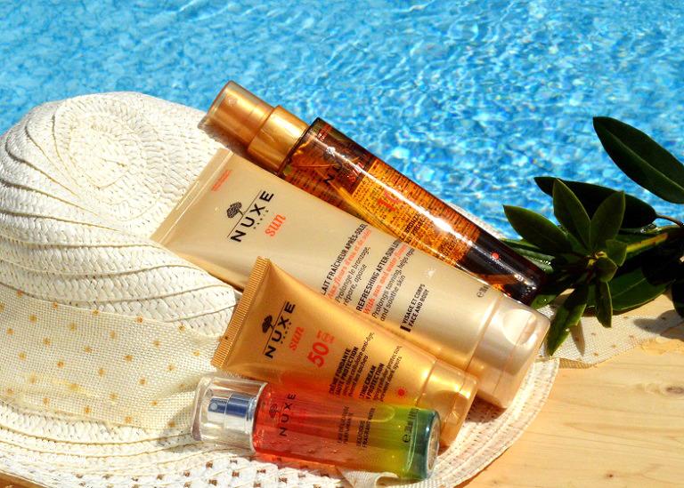 Słoneczne kosmetyki NUXE Sun - na powitanie lata..