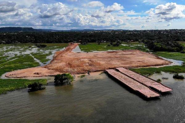 MPF e MPPA pedem à Justiça anulação urgente do licenciamento de terminal portuário em Santarém