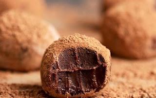 Truffes Pralinees (Praline Truffles) Recipe