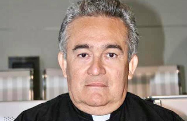 Falleció el sacerdote Jesús Caballero Encalada, por COVID-19