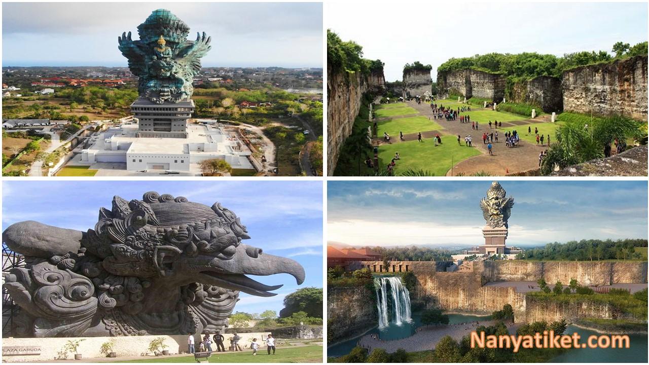 Harga Tiket Masuk GWK Bali Terbaru 10 - Nanya Tiket Wisata