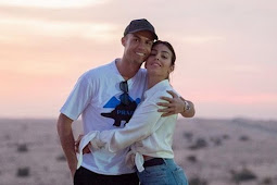 Georgina Rodriguez Bagi Tips Jaga Romantisme dengan Cristiano Ronaldo via Instagram