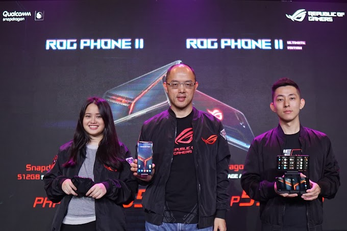 ASUS Republic of Gamers Officially Launches ROG Phone 2 in The Philippines