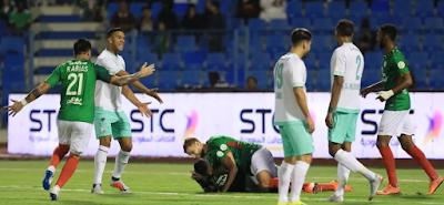 مشاهدة مباراة الأهلي والاتفاق بث مباشر اليوم 31-8-2019 في الدوري السعودي