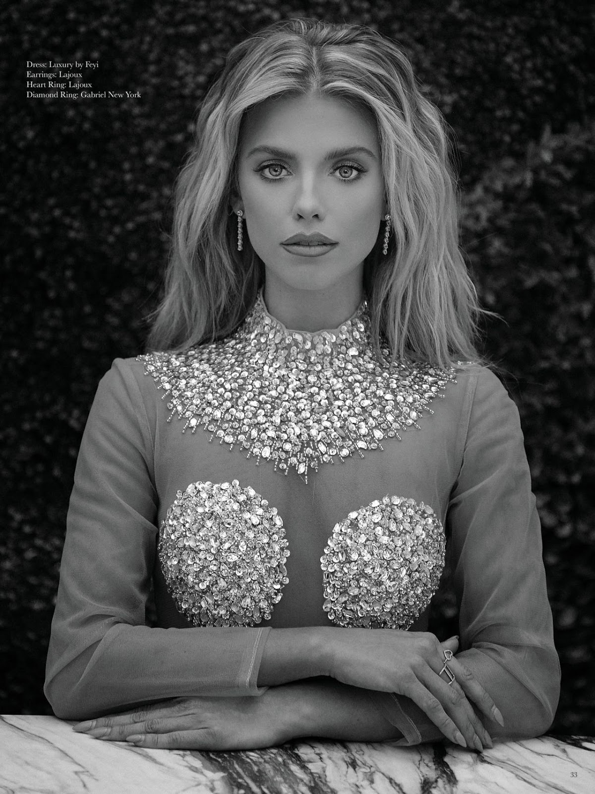 AnnaLynne McCord – BODE Magazine February 2020 Issue
