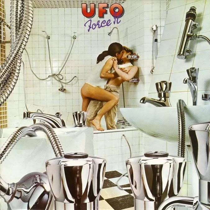 UFO - Force It (1975, Hard Rock)