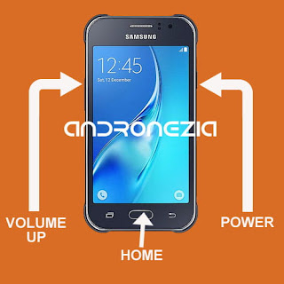Cara Hard Reset Samsung Galaxy J1 Ace