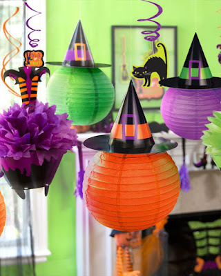 Creative Halloween party decoration ideas