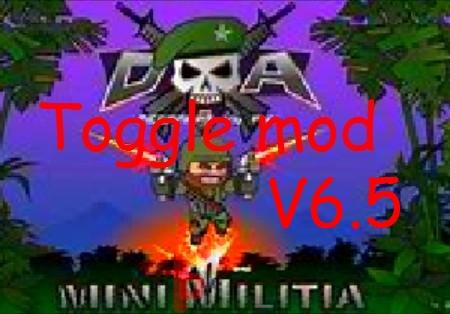 Mini militia toggle mod