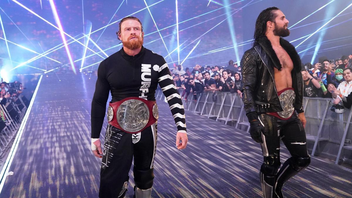Murphy pode voltar a ser discípulo de Seth Rollins