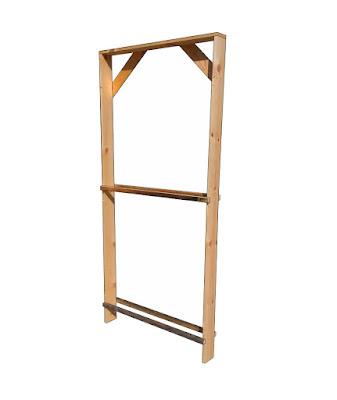 controtelaio-legno