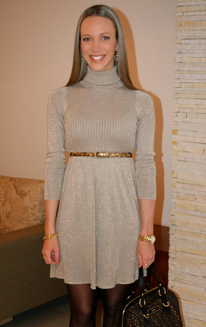 modelos de vestidos com brilho para o inverno - dicas e fotos
