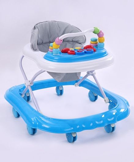 WHEN AND HOW TO USE A BABY WALKER