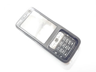Casing Nokia N73 Jadul Fullset Casing Keypad Tulang