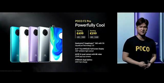Xiaomi Pocophone F2 Pro - Surpreendido? Apresentação