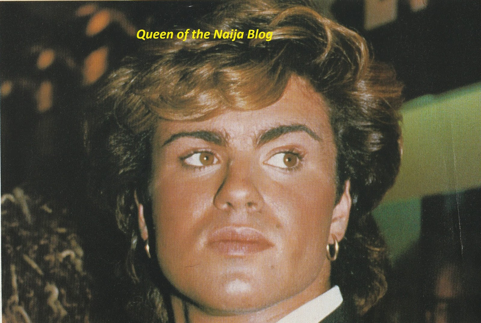 very rare george michael 80s pictures queens archives