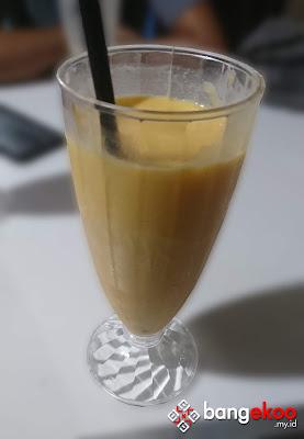 jus mangga dunia juice pontianak