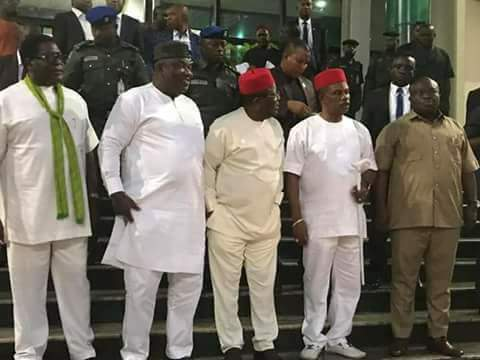 Why we proscribed IPOB activities in South-east — Govs