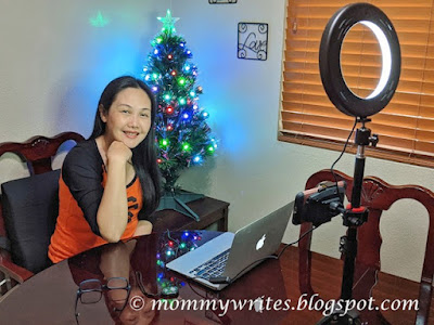 Tips for Shooting Videos and Well-Lighted Photos at Home
