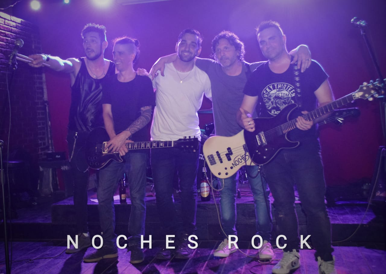 Escuchá en minutos ´Tentemos´, de Noches Rock en Radio Chécheres. #Video