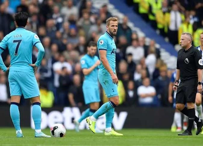 نتيجة مباراة توتنهام وايفرتون الدوري الانجليزي الممتاز