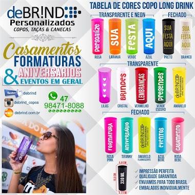 → COPOS LONG DRINK PERSONALIZADOS | PREÇO DE OFERTA