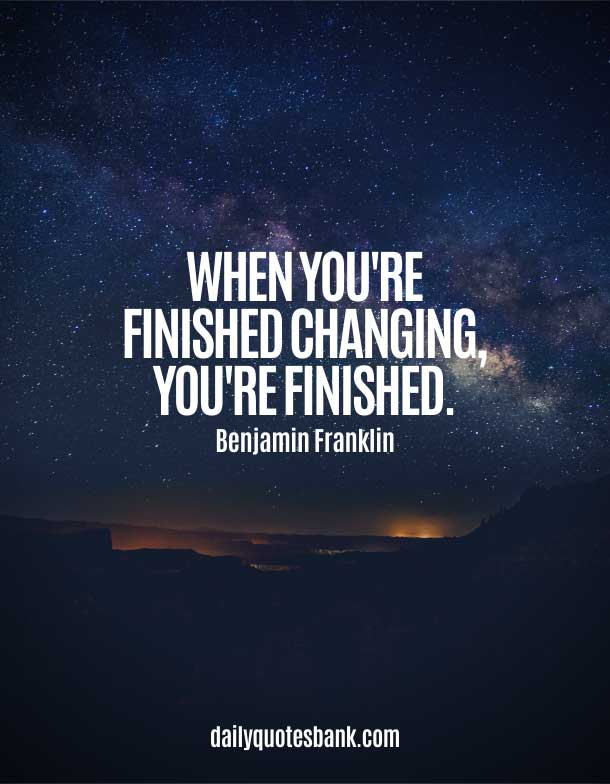Funny Quotes About Change Yourself