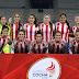 Albirrojitas son campeonas invictas en Odesur, vencieron a Argentina en la final