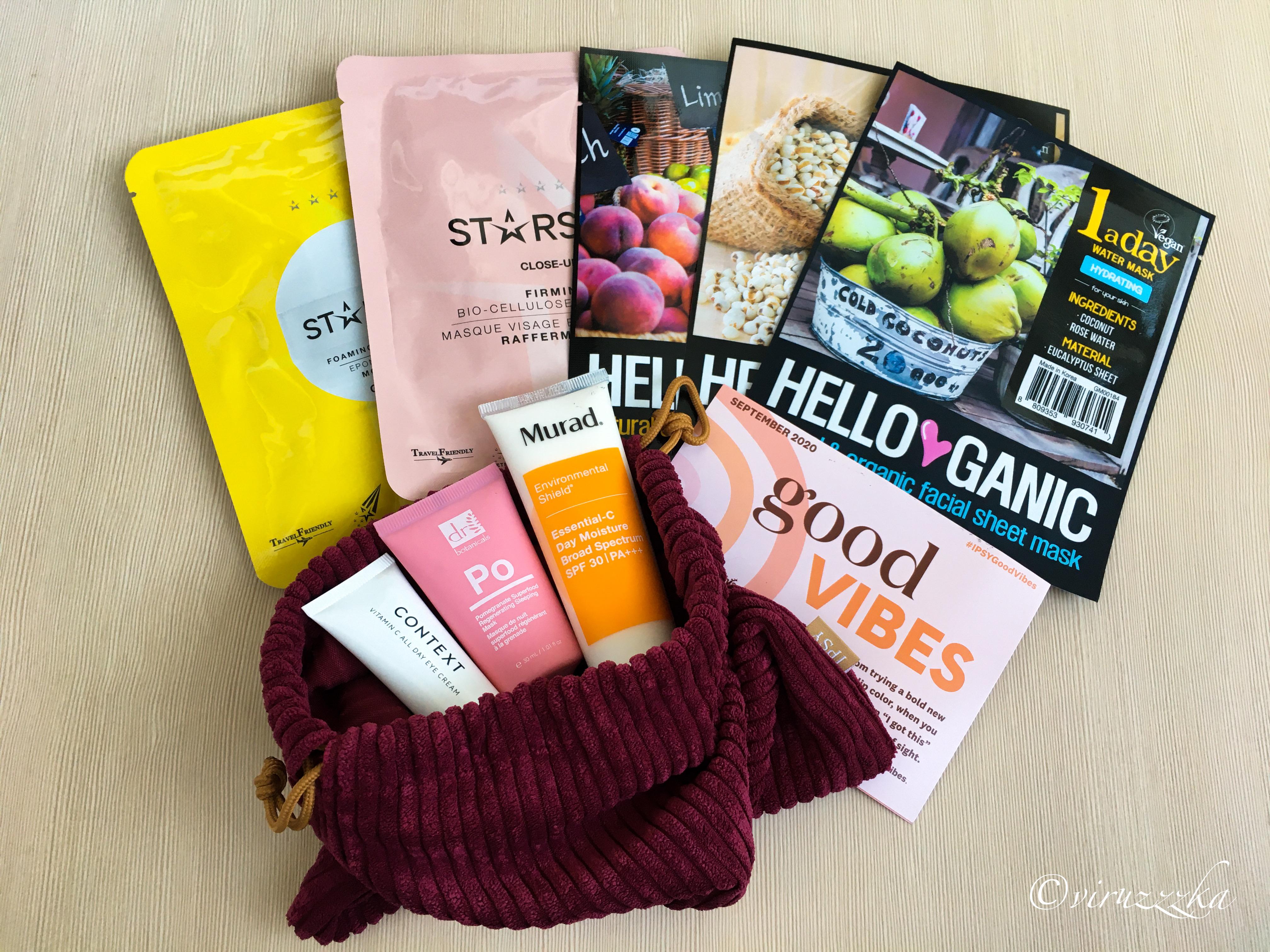 IPSY Glam Bag Plus September 2020 Review Photo Spoilers