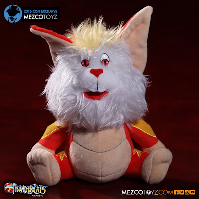 San Diego Comic-Con 2016 Exclusive ThunderCats Snarf Plush by Mezco Toyz