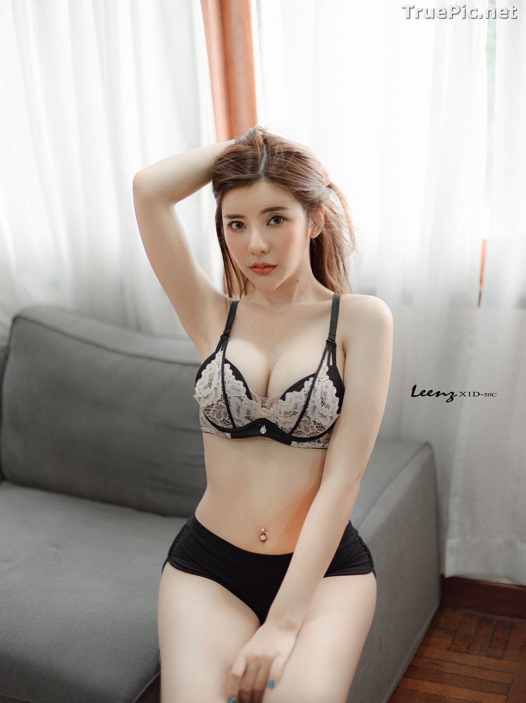 Image Thailand Model - Supitcha Boonkumphoung - Home Alone? Lingerie - TruePic.net - Picture-1