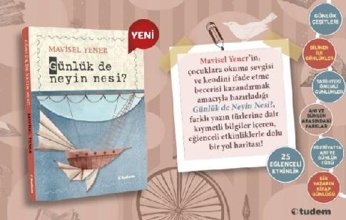 Mavisel Yener'den Günlük de Neyin Nesi?