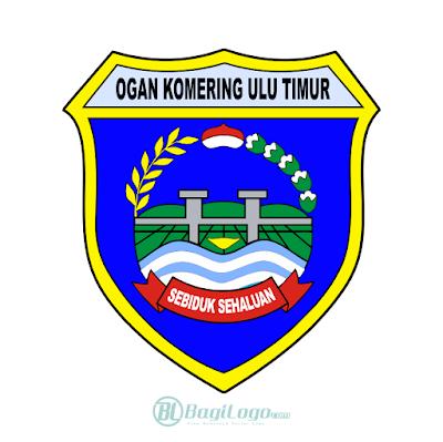Kabupaten Ogan Komering Ulu Timur Logo Vector