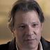 Haddad se emociona ao relembrar reação da filha no dia da prisão de Lula
