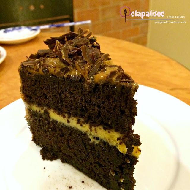 Choco de Leche Cake