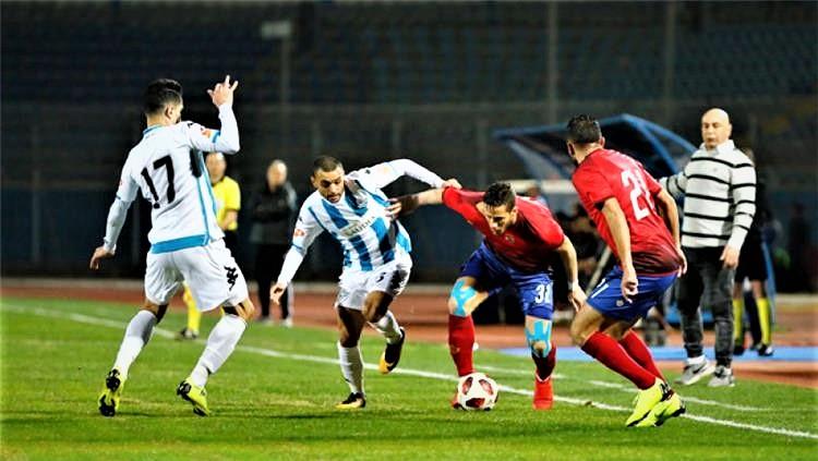 ملخص مباراة الاهلي وبيراميدز 0-1 || مباراة سقوط الاهلي اليوم كاس مصر