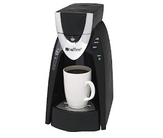Single Serve Coffee Maker Kmart : ICoffee Express Single Serve K-CUp Coffee Maker USD 24.99 + USD 25 KMart/Sears Credit Back + Free ...