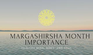 margashirsha month importance image