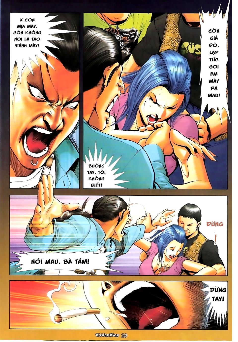 Người Trong Giang Hồ Chap 1145 - Truyen.Chap.VN
