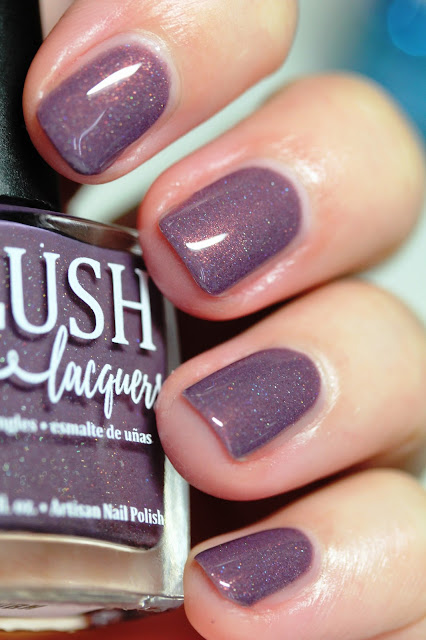 Blush Lacquers The Turn