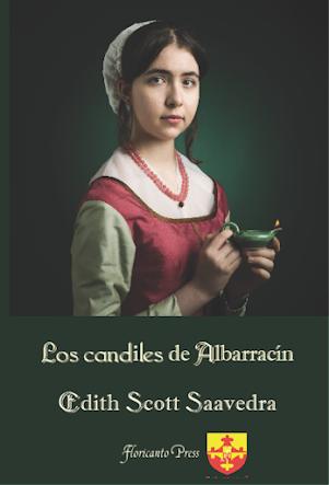 Entrevista con la escritora Edith Scott Saavedra, autora de la novela Los candiles de Albarracín.