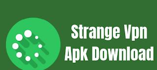 Strange Vpn Host Apk Mod
